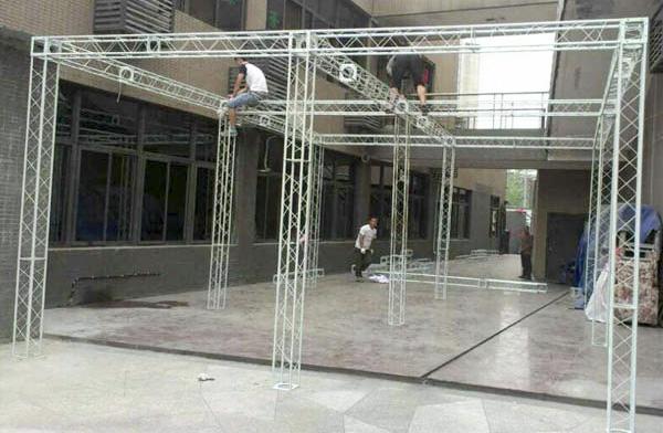 舞台桁架有哪些方面的质量要求?云南舞台桁架厂家来解答!