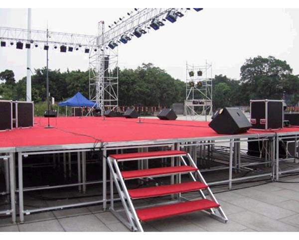 舞台机械设备功能及应用