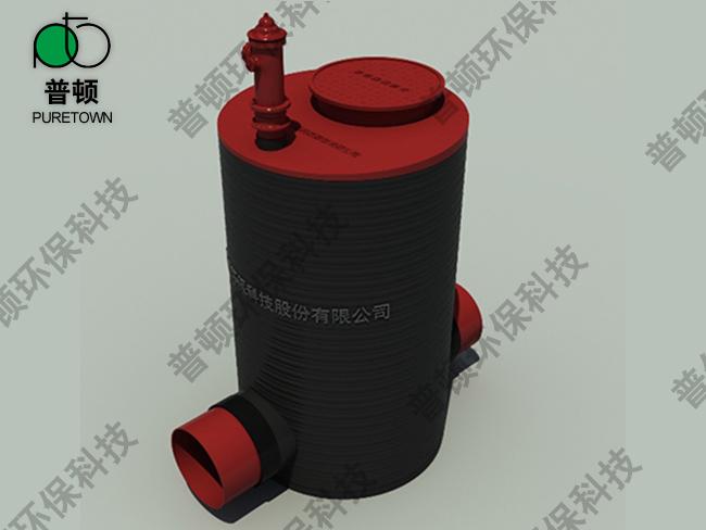 普顿消火栓塑料检查井