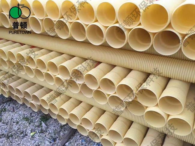 福建PVC电力波纹管