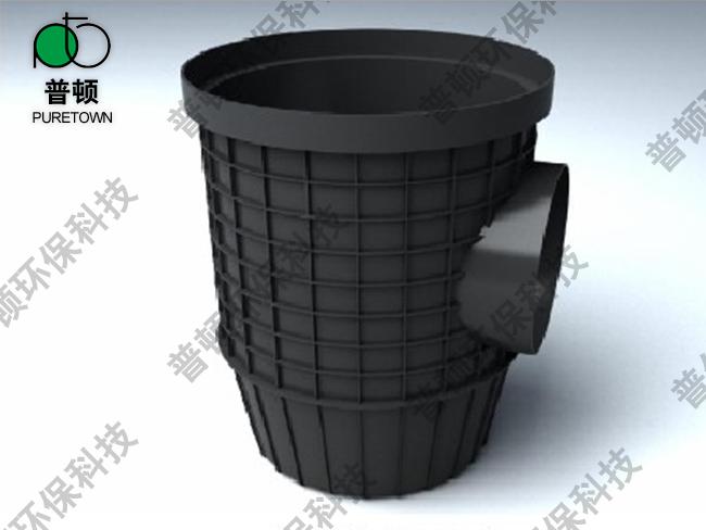 福州小区塑料检查沉泥起始井