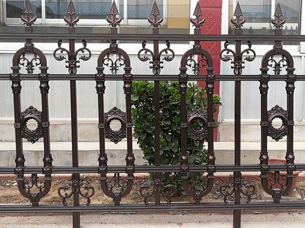 铝艺别墅围栏