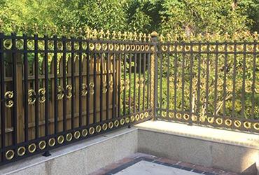 阳台铝艺围栏