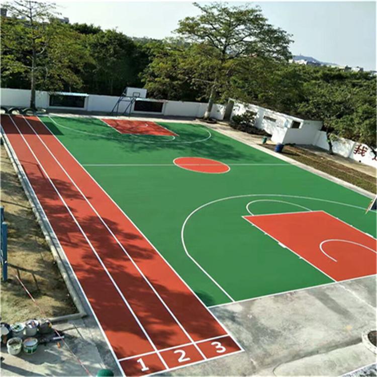 为什么PVC塑胶地板会受到篮球场地的青睐