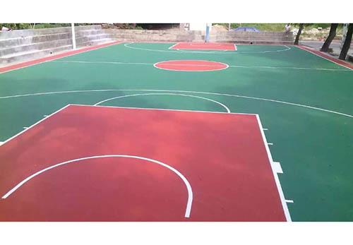 珠海硅PU篮球场,珠海市八一社区居委会