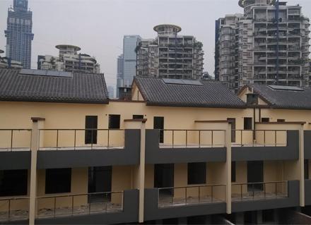 屋面落水系统