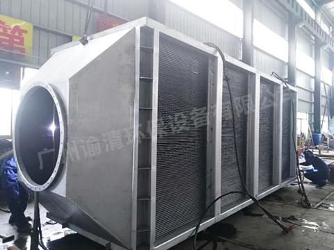 氣氣熱交換器