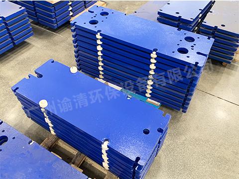 供應可拆板式換熱器