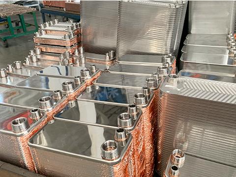 沧州钎焊板式换热器