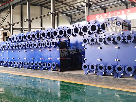 河北石家庄板式换热器机组厂家