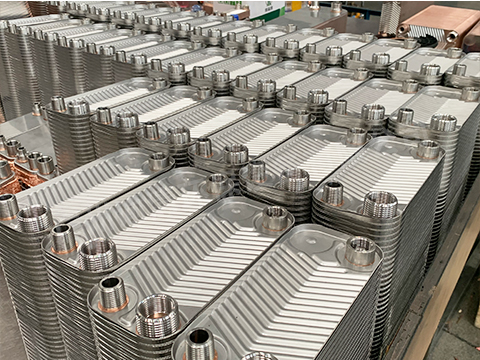 河北石家庄钎焊板式换热器机组厂家