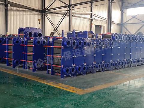 河北唐山换热器机组厂家