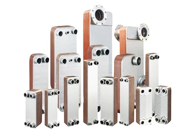 钎焊式板式换热器工艺