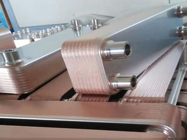 钎焊板式换热器优势