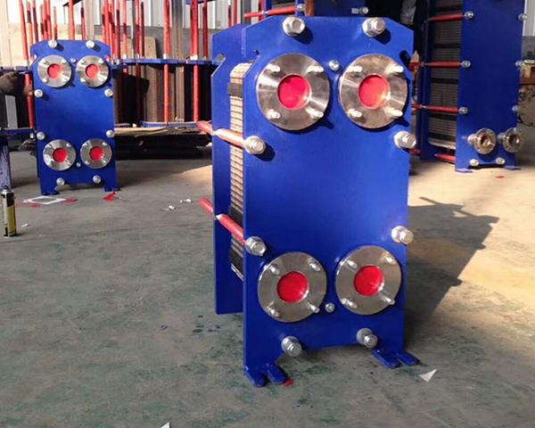 河北可拆式板式換熱器: 一.高效節能:其管