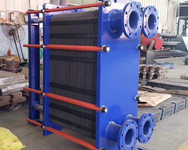 河北可拆式板式換熱器廠家: 一.高效節能:其管