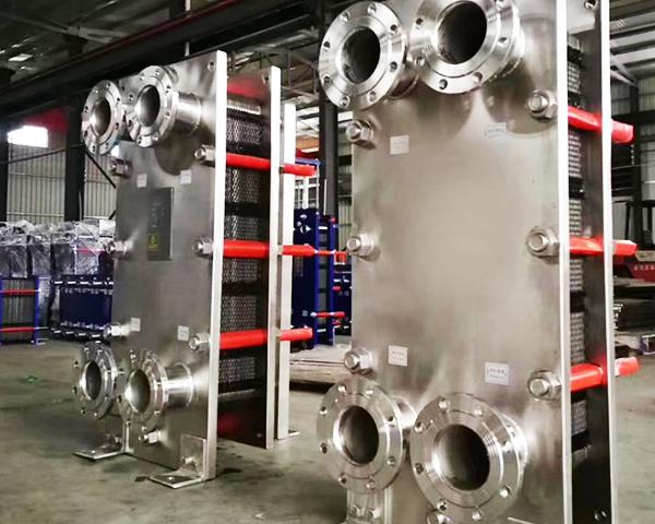 可拆式换热器功能