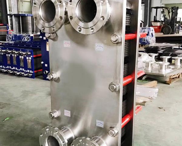 唐山可拆式换热器