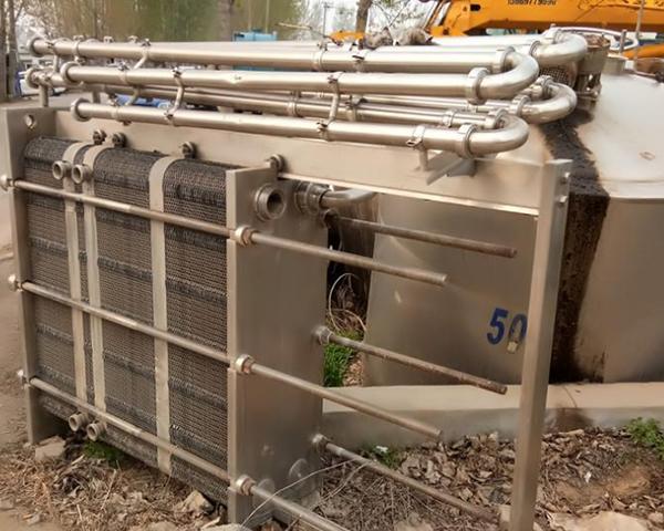 「钎焊板式换热器」钎焊板式换热器在制冷装置中的应用