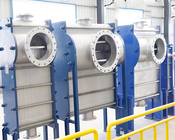 「全焊式板式换热器」全焊式板式换热器的优点