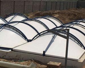 泰兴市/姜堰市膜结构污水池如何清洁效果更好呢?