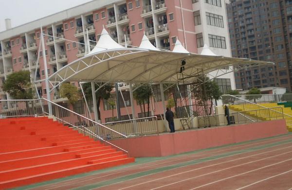 运动场膜结构看台