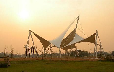泸州张拉膜结构