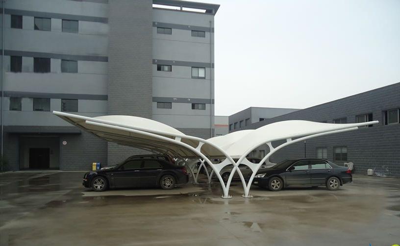 小编为您分享膜结构车棚的结构是怎样的