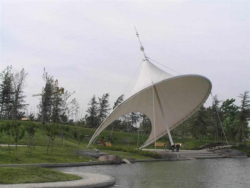 萍乡景观膜结构