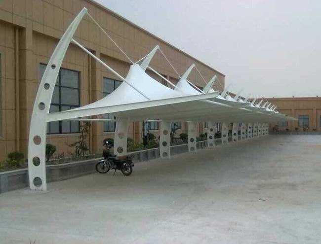 湘潭膜结构车棚