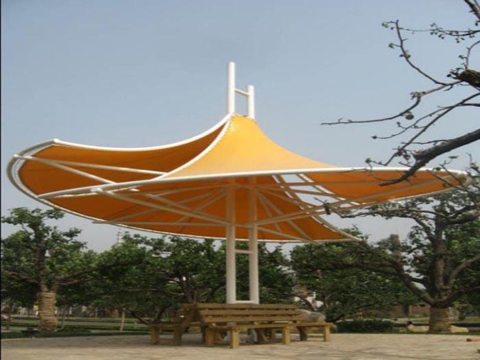 园林景观膜结构