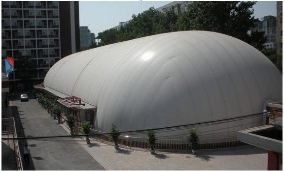 充气膜结构大棚