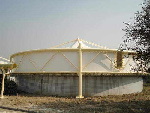 衡阳膜结构污水池钢结构焊接需注意事项有哪些?