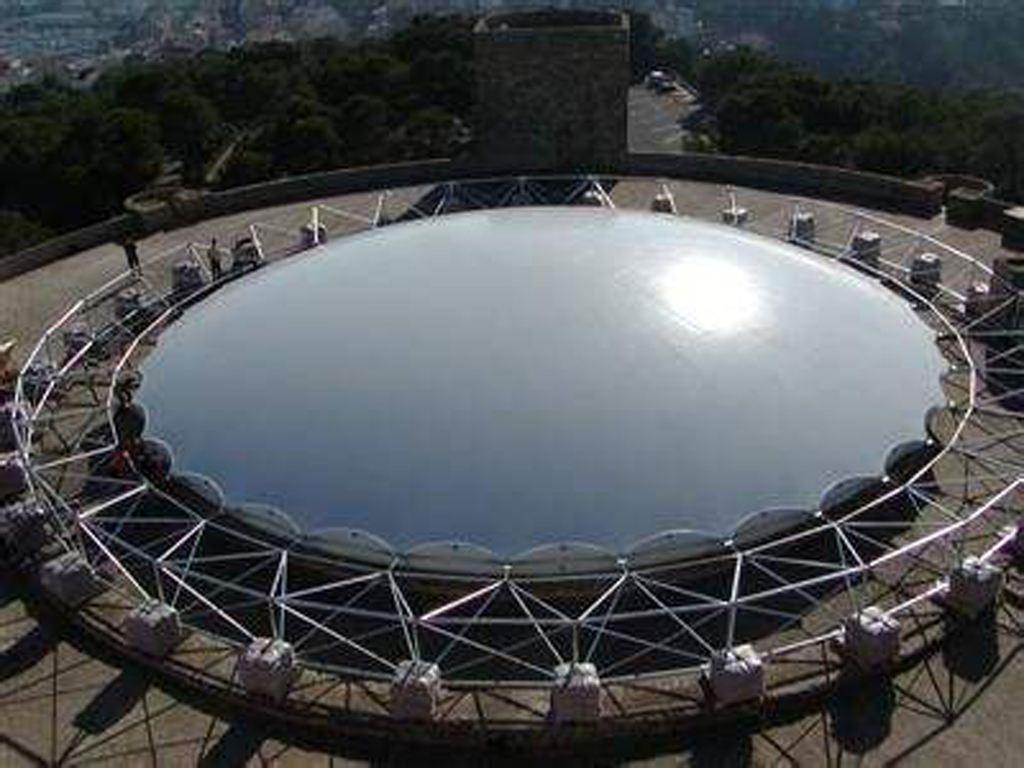 怀化污水池膜结构盖