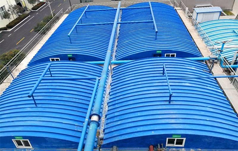 污水池加盖设备