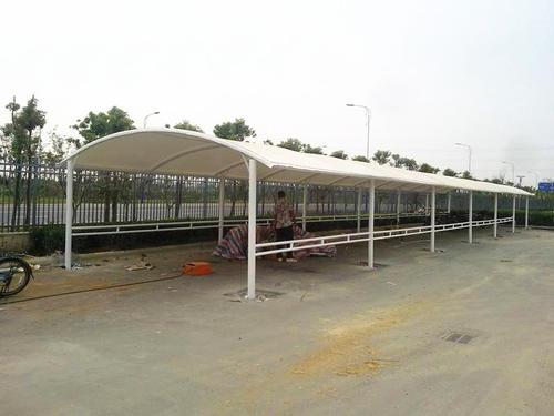 銅陵膜結構汽車棚