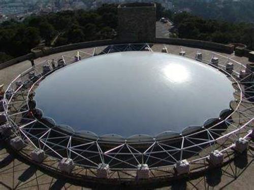 安慶膜結構污水池