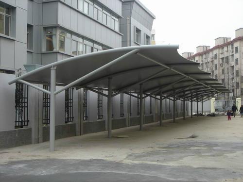 宣城膜結構汽車棚
