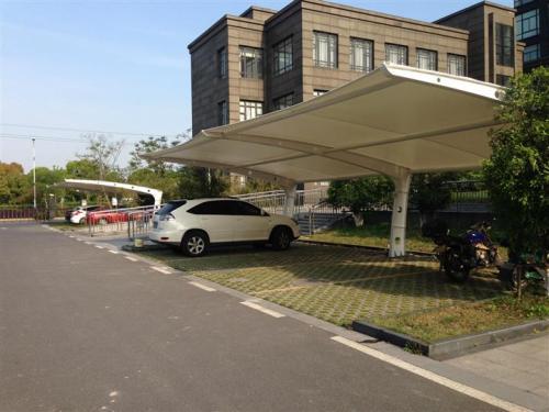 贺州膜结构停车棚