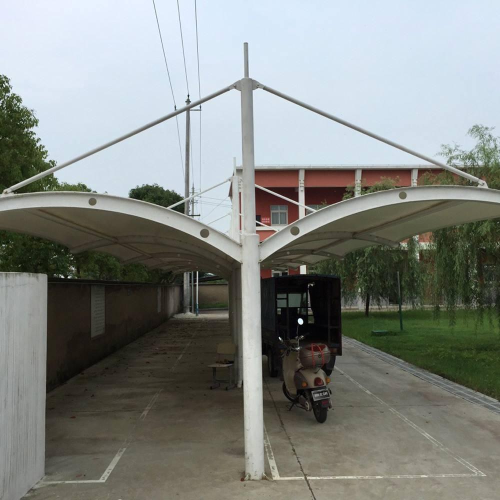许昌膜结构停车棚