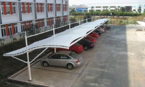 平顶山膜结构停车棚