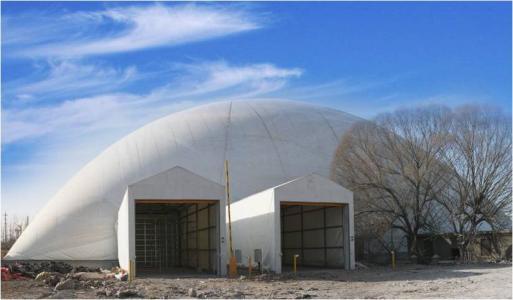 南阳膜结构煤棚