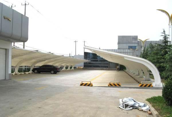 江门膜结构停车棚