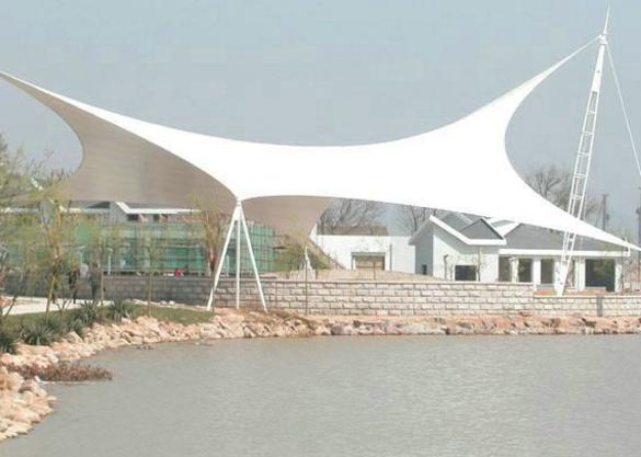湛江景观膜结构