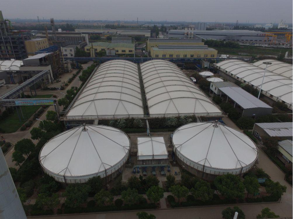 晋城膜结构污水池
