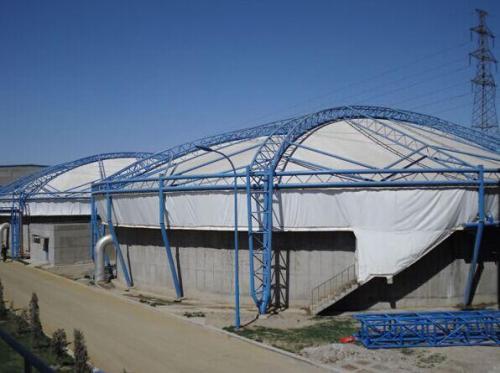 忻州膜结构污水池