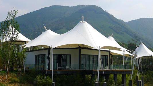 晋中景观膜结构