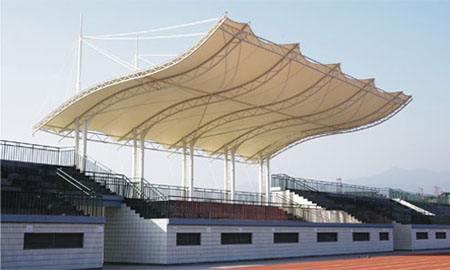 膜结构体育看台的特点以及优势是什么
