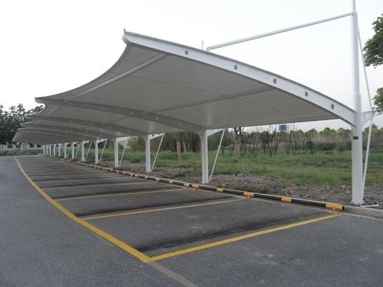 膜結構雨棚怎樣進行維修管理呢