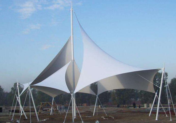 張拉膜結構展館
